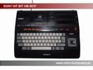 Sony Hit Bit HB-501F